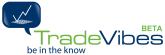 TrabeVibes logo beta