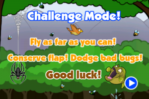 Fly With Me Challenge Mode
